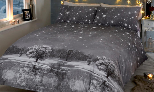 Starry Night Rapport Duvet Set