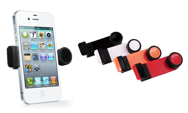 Smartphone and GPS Vent Mount