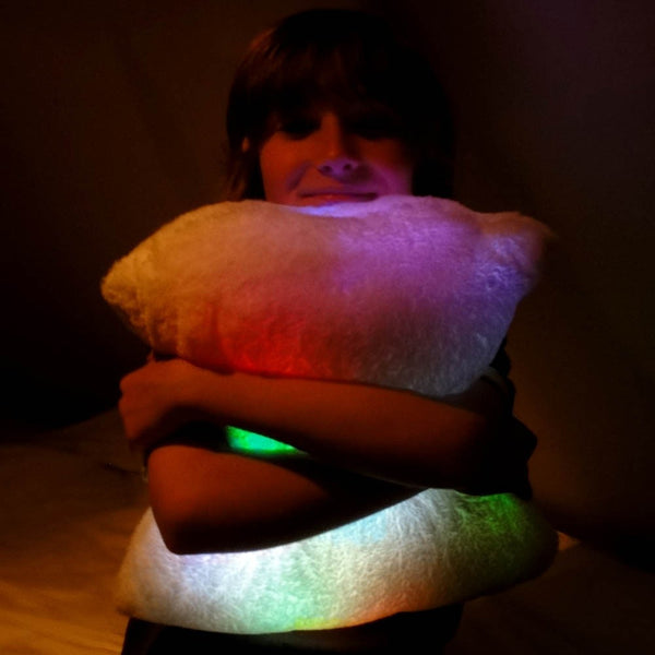 LED Colour Changing Pillow