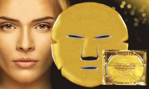 Collagen Face and Eye Masks