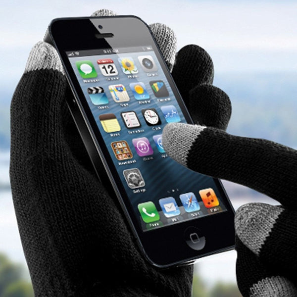Winter Touch Screen Gloves iPhone