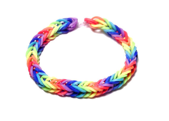 Friendship loom bracelet maker