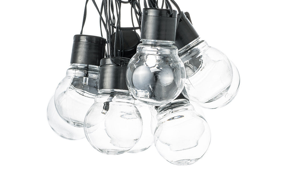 Battery Indoor Black Wire Bulbs