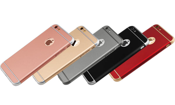 3 Piece Hard Shell iPhone 6 or 6+ Case