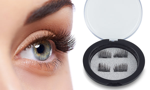 4 Magnetic Eyelash Extensions With Gift Box