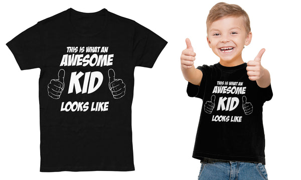 Awesome Kid T-Shirts
