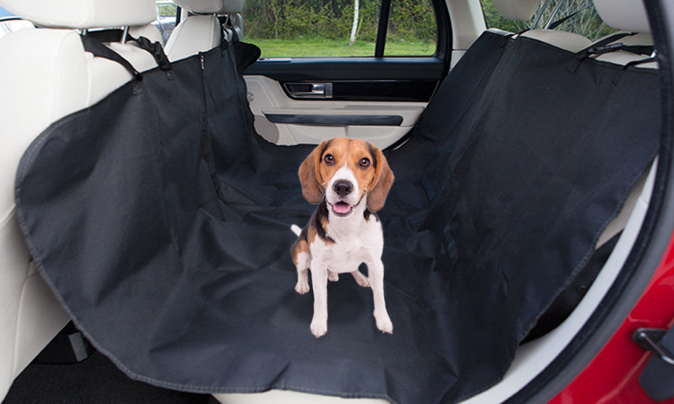 Crufts Waterproof Car Hammock Seat Protector