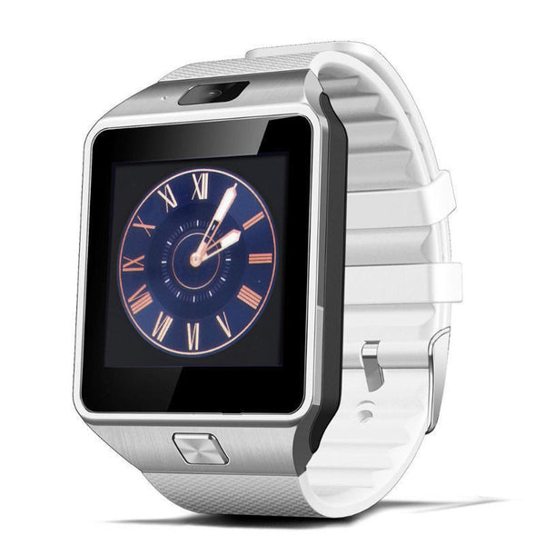 Smart Watch with Integrated Camera