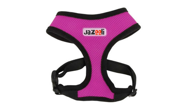 Adjustable Soft Fabric Dog/Puppy Harness