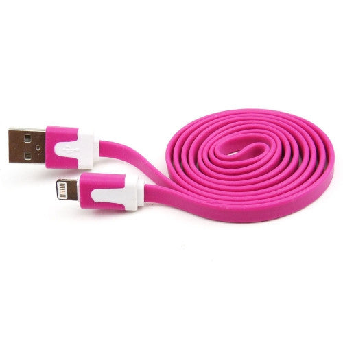 Flat iPhone Cable