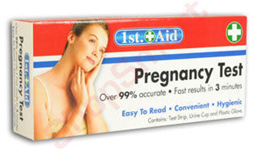 Pregnancy Test- 2 or 3 Pack