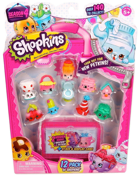 Shopkins Season 4 : 12 Pack