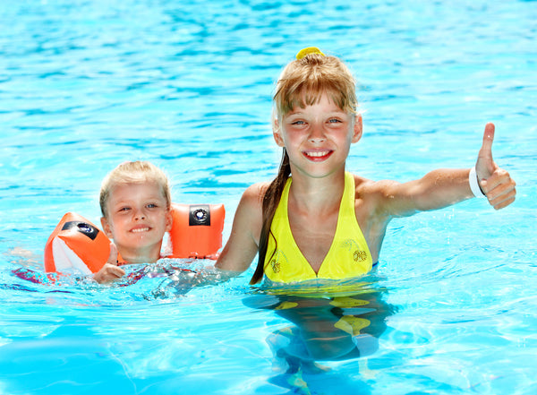 Kids Inflateable safety swimming armbands