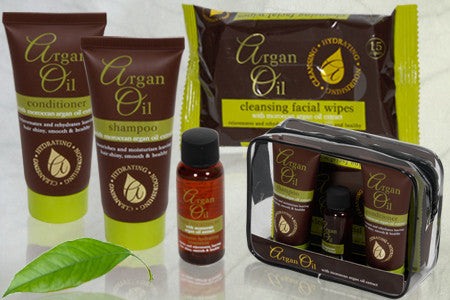 Argan Oil Travel Pack