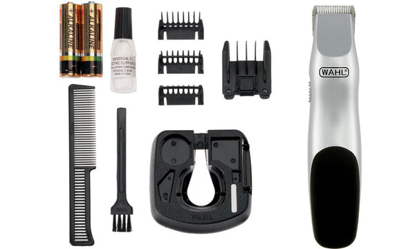 Wahl Battery Groomsman Trimmer Batteries Included