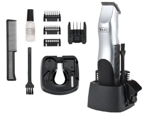 Wahl Groomsman Cordless Rechargeable Hair Beard Trimmer WA- 9916- 1117