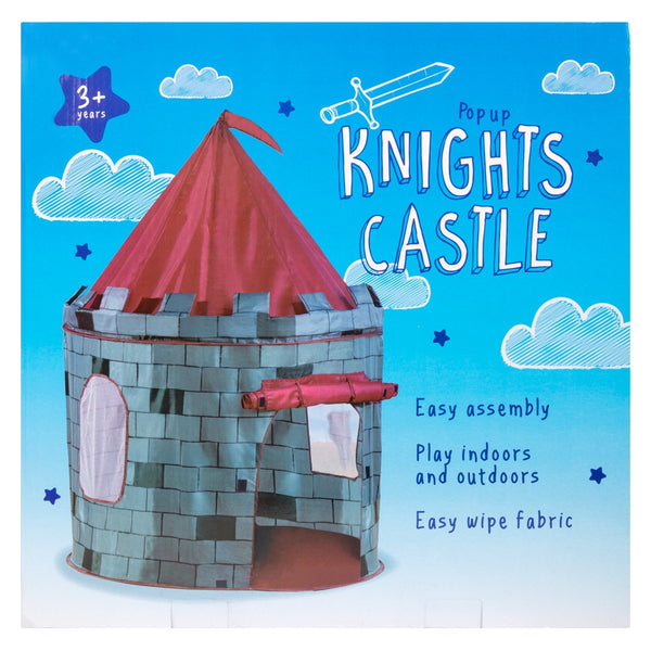 Knight Play Castle