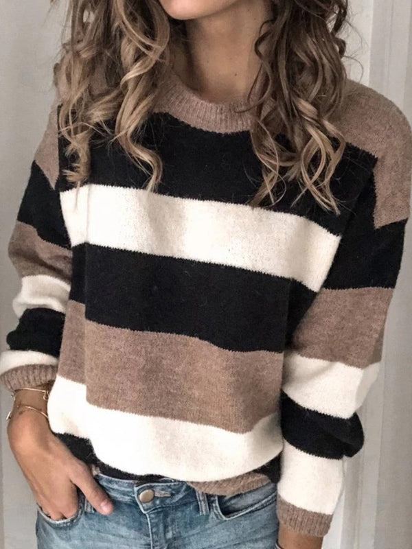 Long Sleeve Standard Sweater