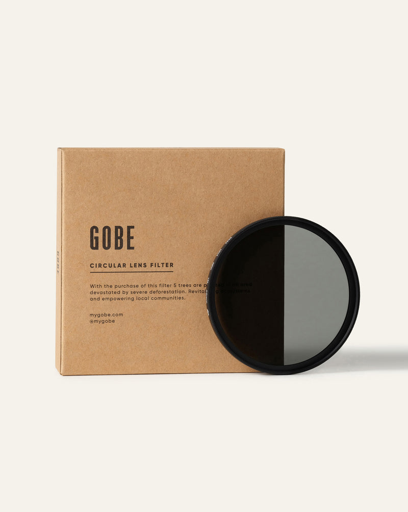 Gobe 72mm ND16 4 Stop 2Peak ND Lens Filter
