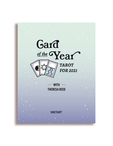 Card of the Year Tarot Workbook