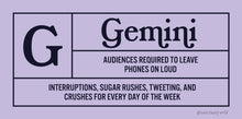 "Load image into Gallery viewer, ""Movie Ratings"" Astrology Stickers - Limited Edition"