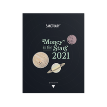 Load image into Gallery viewer, Money in the Stars: 2021 Forecasts + Planetary Workbook 🪐✨