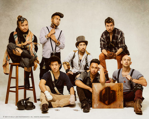 Quest Crew Poster - Burnout