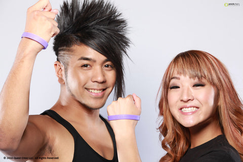 Quest Crew Wristband