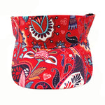 Bright Beach Visor Red Indian