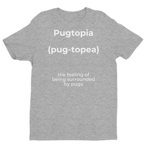 Pugtopia Short Sleeve T-shirt