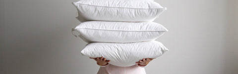 Synthetic Pillows