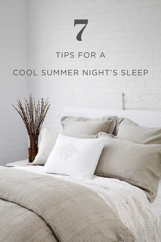 With The Long, Hot Days Of Summer Upon Us, Getting A Good Nightu0027s Sleep Can  Sometimes Be Impossible. Even With Air Conditioning, The Warmth And  Humidity Of ...