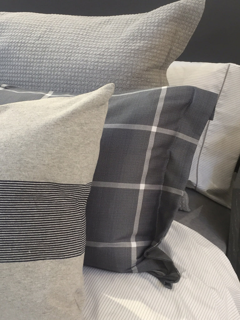 Au Lit Fine Linens: Mixed Patterns