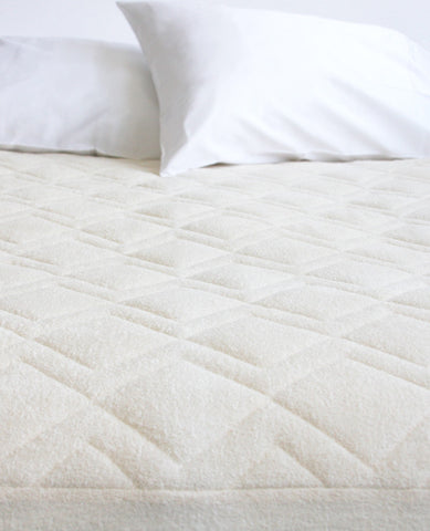 St. Dormer Wool Mattress Protector