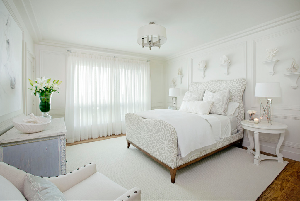Beautiful Beds: All White | Au Lit Fine Linens