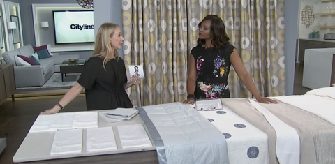 CItyline Fall Bed Transition