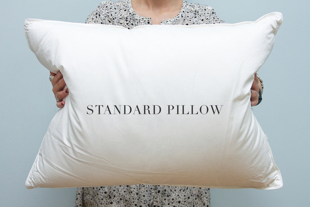 Perfect Pillow Sizes: Standard, Queen, Or King