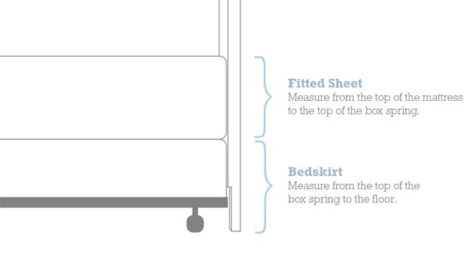 Au Lit Fine Linens - Fitted Sheet