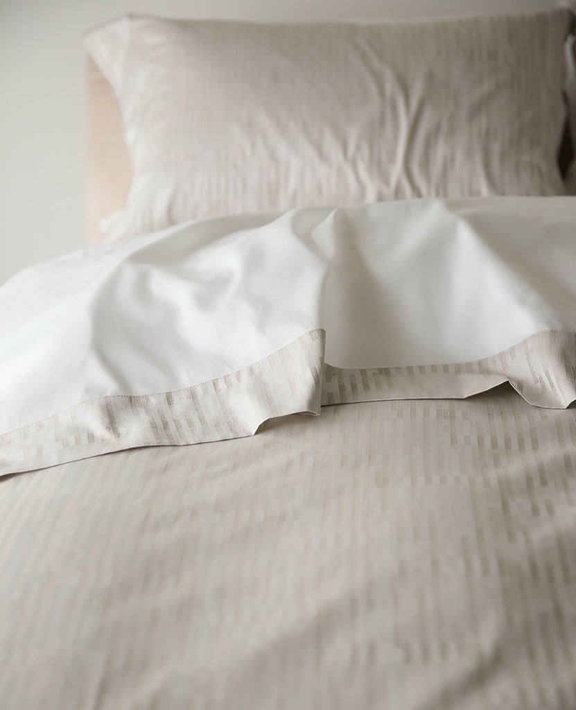 Au Lit Fine Linens -Lucca Collection
