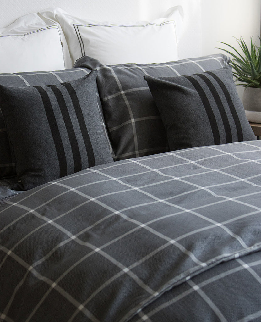 Au Lit Milan Plaid Collection