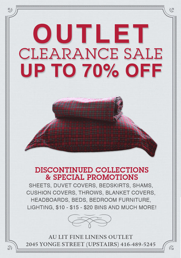 035e81eb190f Our Outlet Clearance Sale starts today!