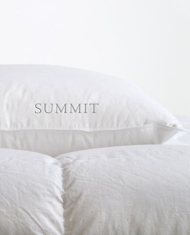 Au Lit Summit Pillows
