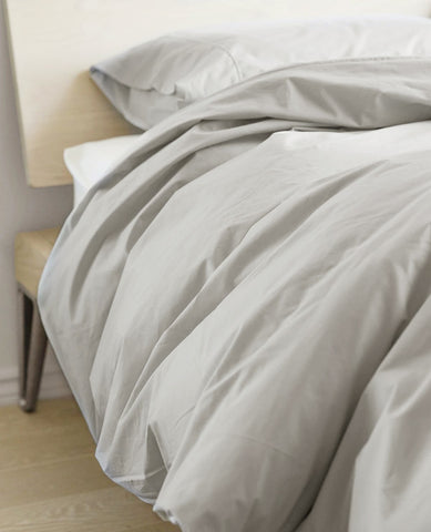 Basic 200 Thread Count Percale Pebble