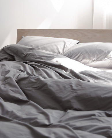 200 Thread Count Percale Smoke