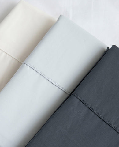 200 Thread Count Percale Sheets - CLOSE-OUT! (Select Colours)