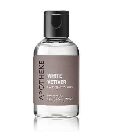Apotheke White Vetiver Clean Hand Gel