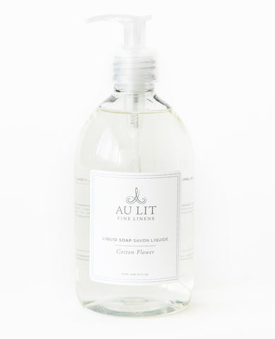 Cotton Flower Scented Liquid Soap