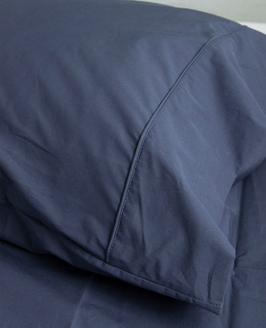Basic 200 Thread Count Percale Classic Navy