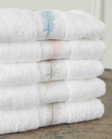 Bellini Embroidered Guest Towel