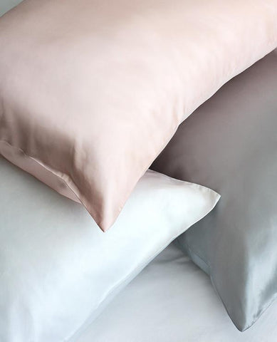silk charmeuse pillow case